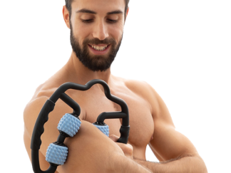 Automasajeador Muscular con Rodillos Rolax