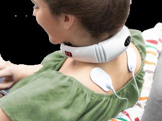 masajeador de cuello y espalda electro magnetico